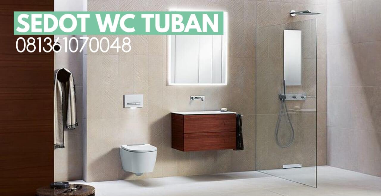 Sedot WC Tuban